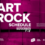 Art Rock Schedule cover