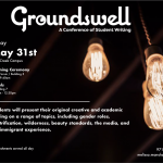 Groundswell poster