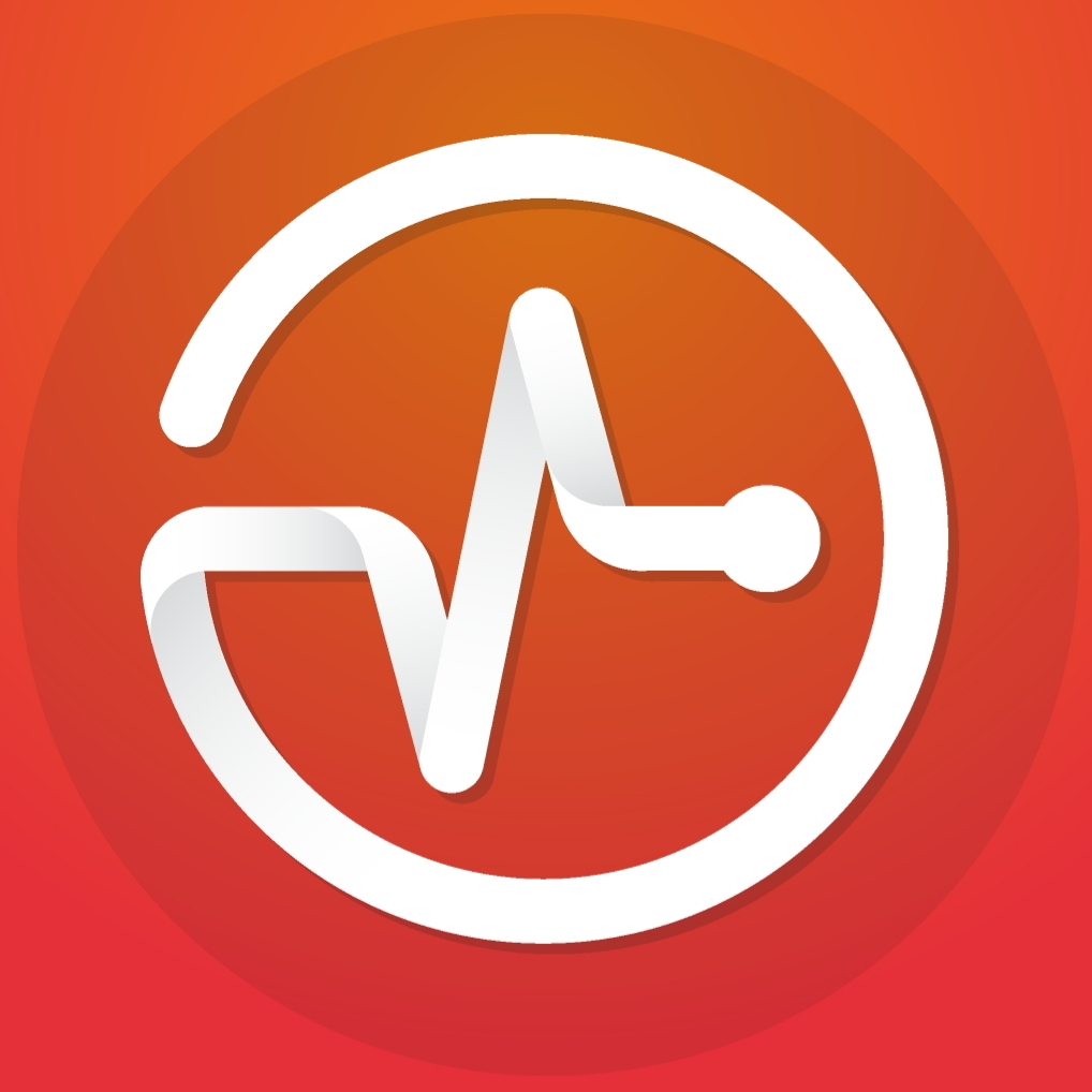 Image of the icon used for the Brightspace Pulse app