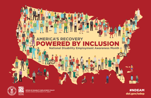 NDEAM 2021: America's recovery powered by inclusion