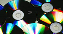 image of a pile of DVDs