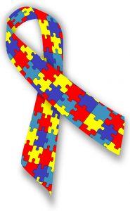 Autism Awareness Ribbon Logo