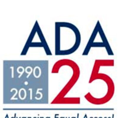 Americans with Disabilities Act (ADA) Turns 25