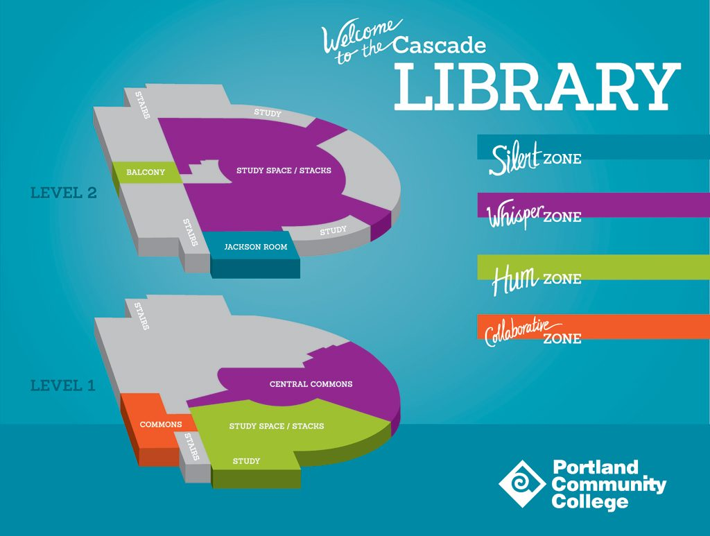 Cascade Campus Library - PCC Library