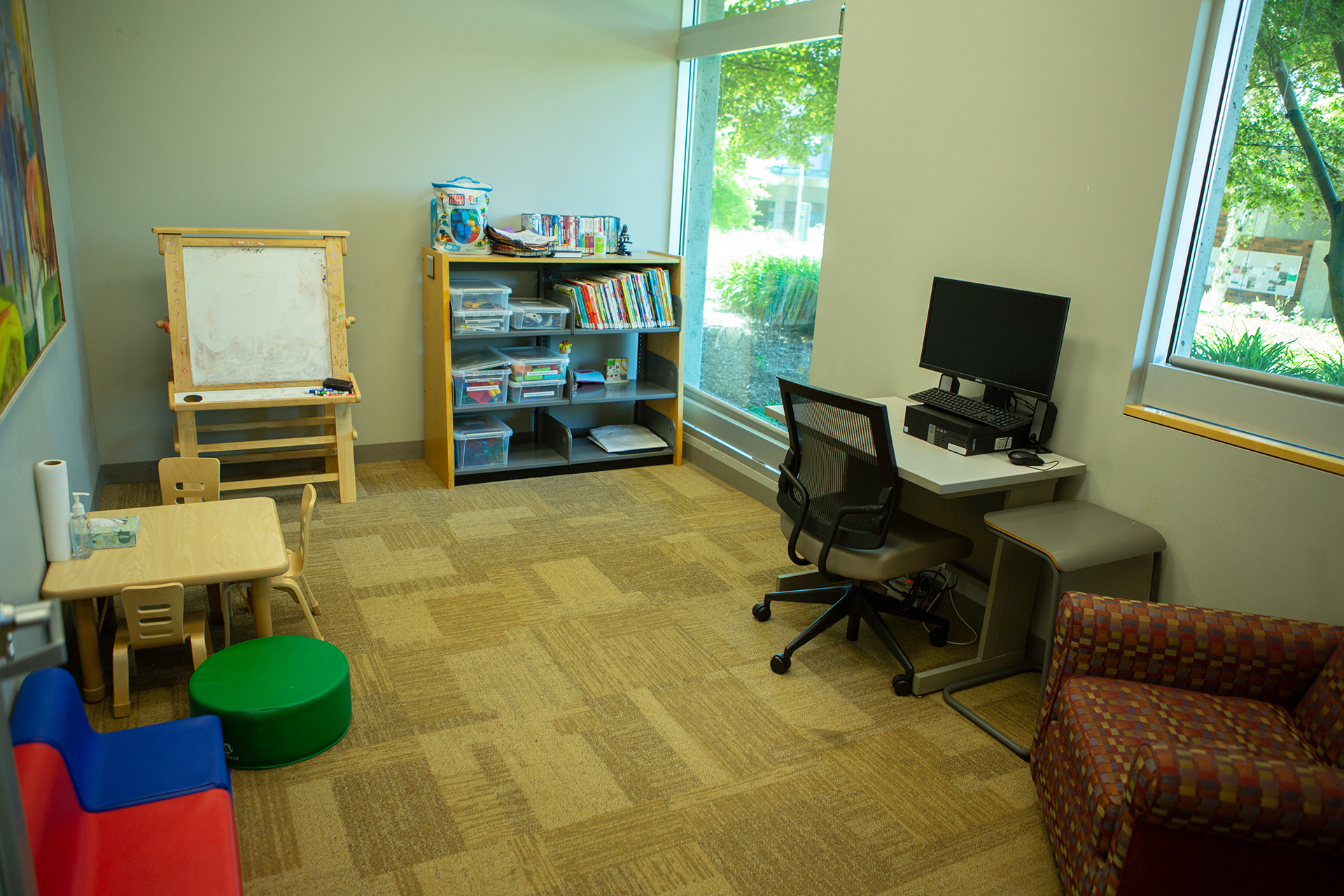 Family Study Rooms and Kits