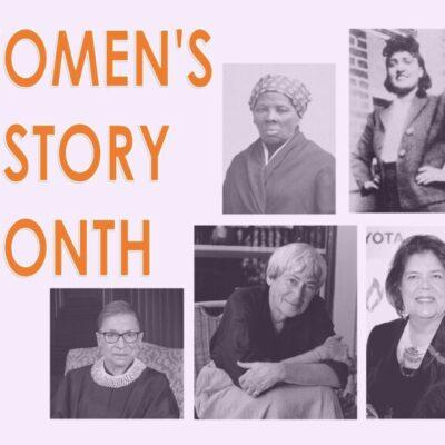 Women in History Virtual Display