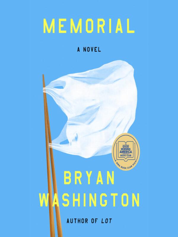 Book by Bryan Washington