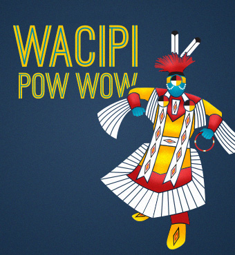 Powwow poster