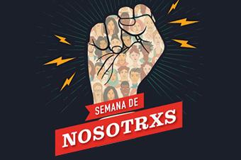 Semana de Nosotrxs poster
