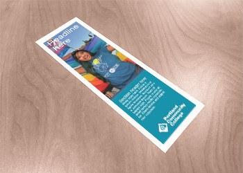 Largo photo bookmark