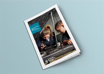 Automotive Service Brochure