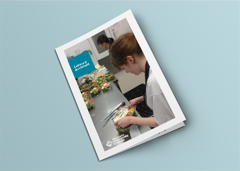 Culinary Assistant Brochure