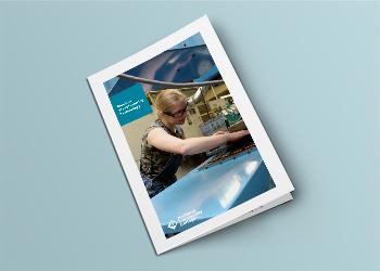 Machine Manufacturing Tech Brochure