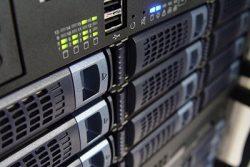 Servers for storing data