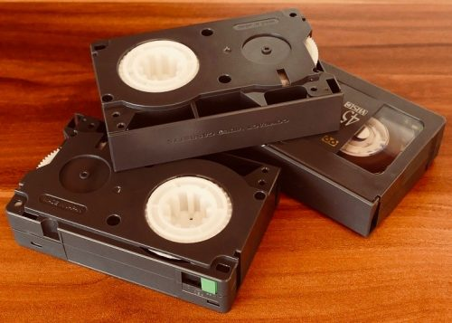 old tapes
