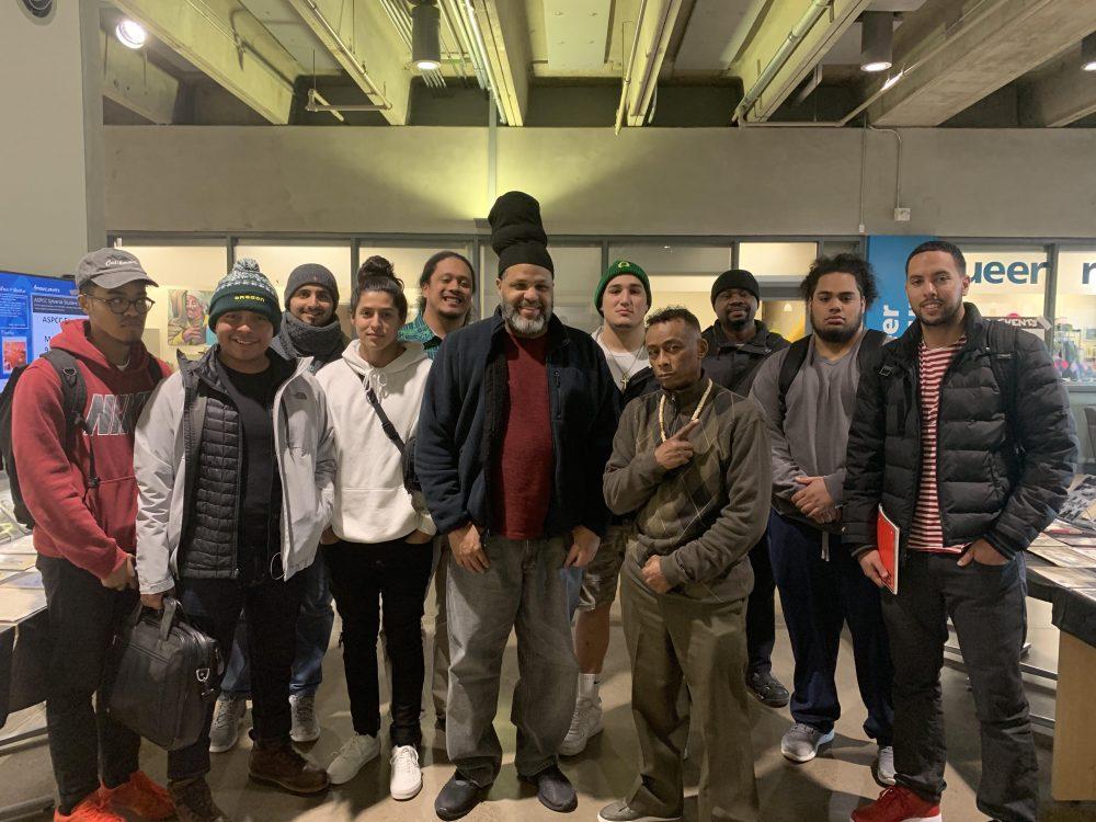 Men Of Color Leadership Program