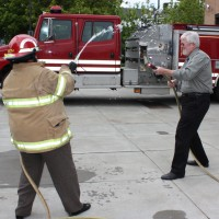 There will be plenty of fun at this year's emergency services open house at Cascade.