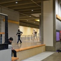 """Sylvania Multicultural Center Student leader, Patrick Anderson, says he is """"happy to have a space to continue promoting campus events and activities""""."""