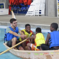 The Build-A-Boat camp-style class came together through the creative spirit and vast connections of several PCC players
