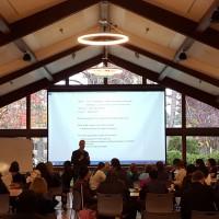 Senator Dembrow discussing the Oregon Promise bill recently passed in Oregon legislature.