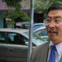 Mark Mitsui selected to be college's seventh president