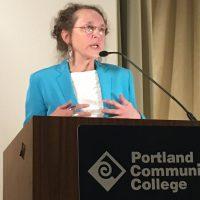 PTP Director Deborah Cochrane.