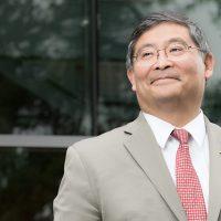 President Mark Mitsui