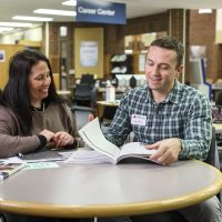Funding levels have impacted advising and support services at Clackamas CC as well.
