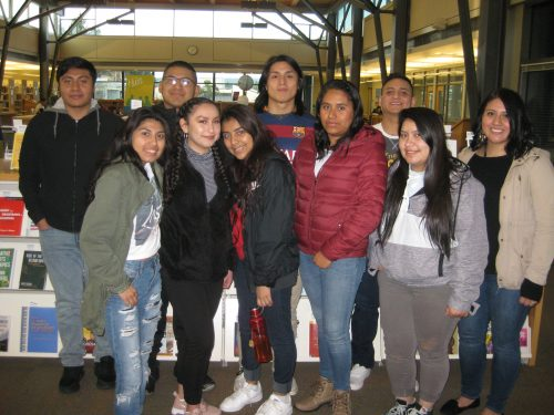 Rock Creek Students Off to Chicago conference