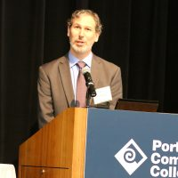 Mark Goldberg, associate vice president of Workforce Development and Continuing Education at PCC.