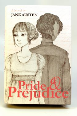 Pride and Prejudice Redesign