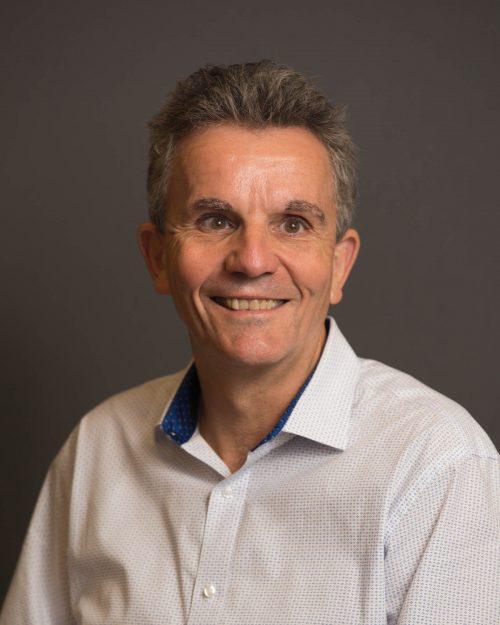 Greg Harris.