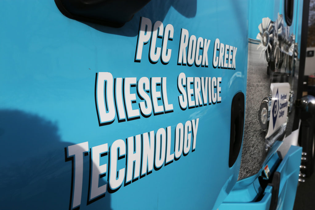 Top-Rated Diesel Program Earns Special Gift | News at PCC