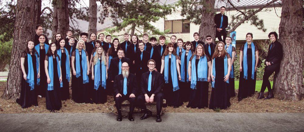 Rock Creek Choir portrait.