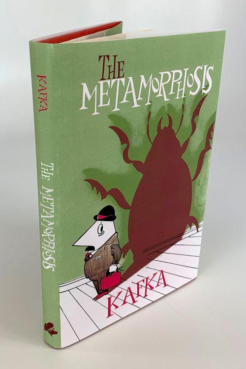 Cover of The Metamorphosis
