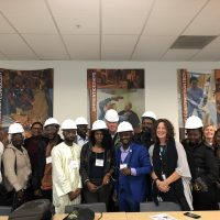 Cameroonian delegation