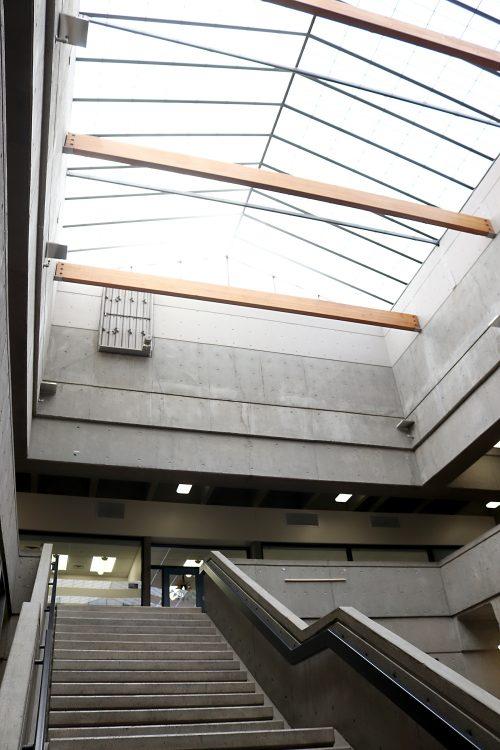 Interior HT walkway