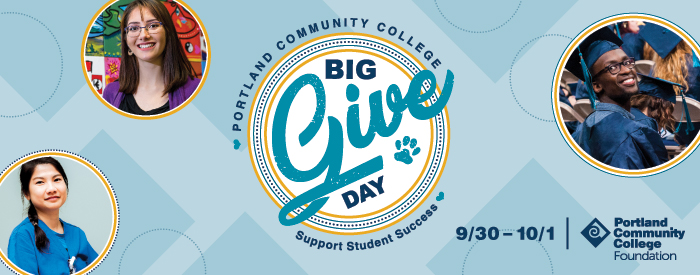 Big Give Day graphic.