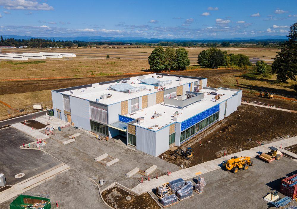 OMIC Training Center -- Aerial