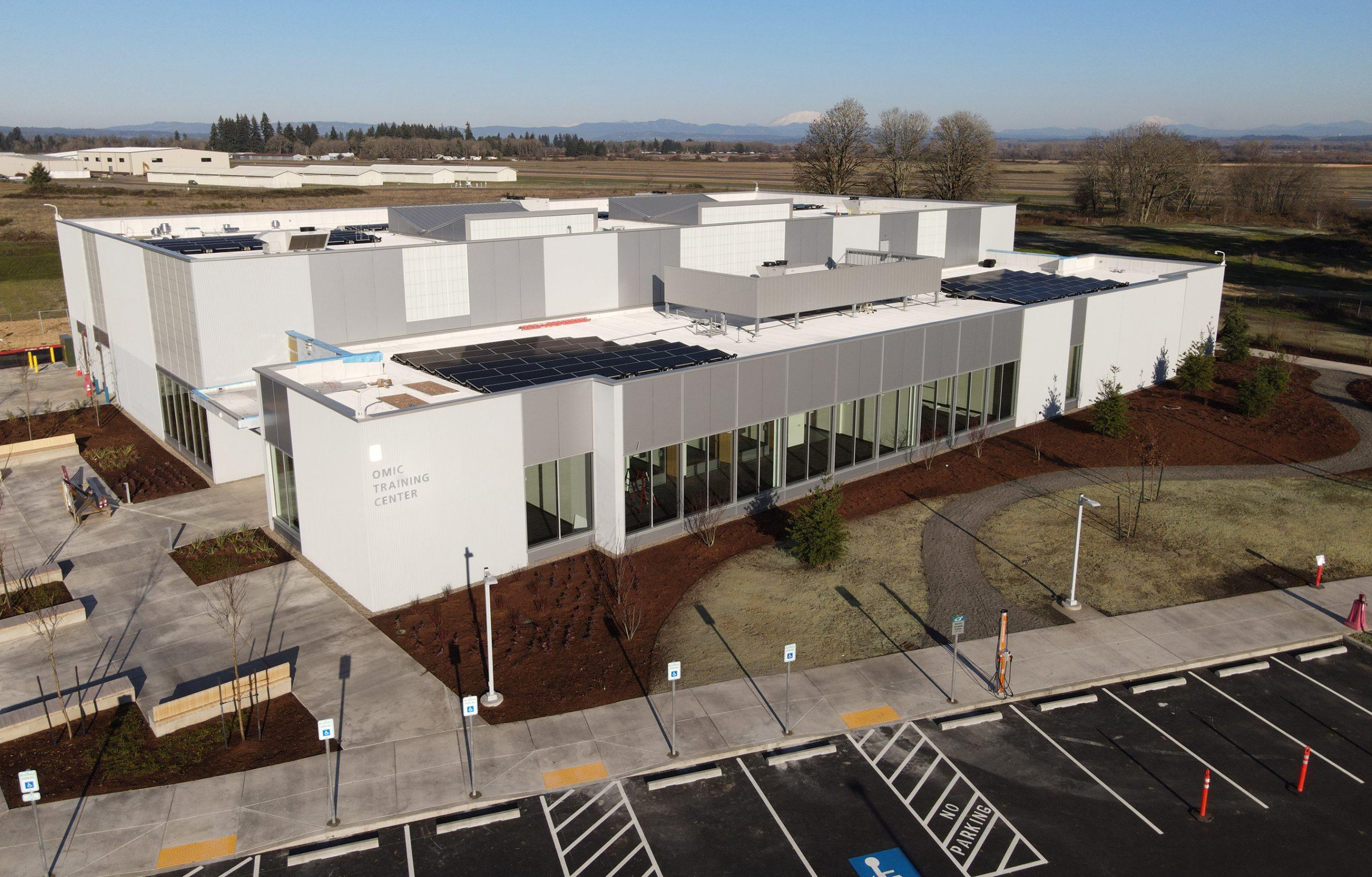 OMIC Training Center.