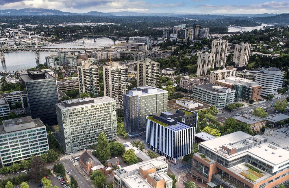 Vanport Building in Downtown Portland