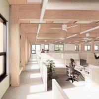 PMWTC interior sketch