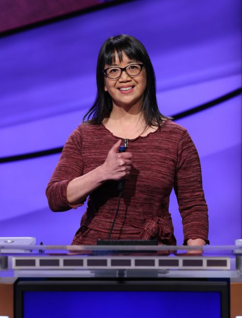 Veronica Vichit-Vadakan on Jeopardy!
