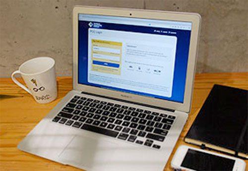 Register for online courses