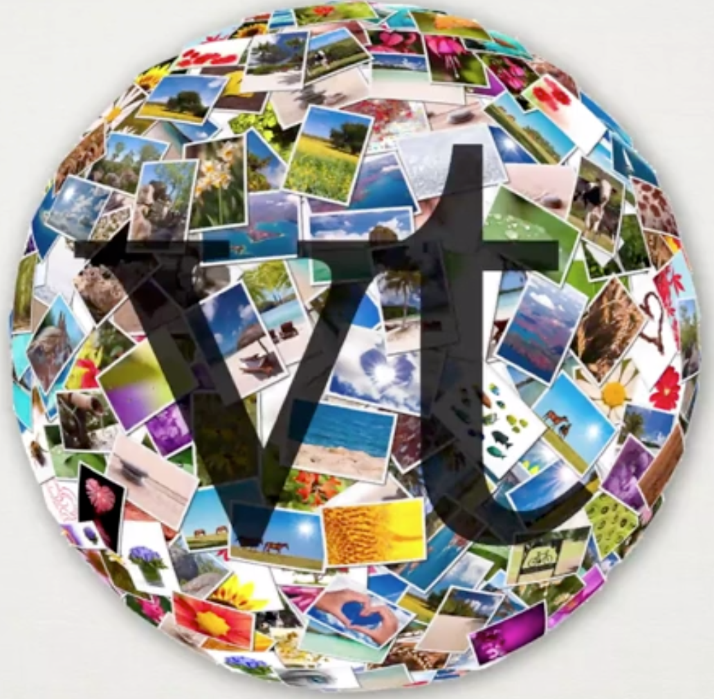 Screenshot of VoiceThread logo