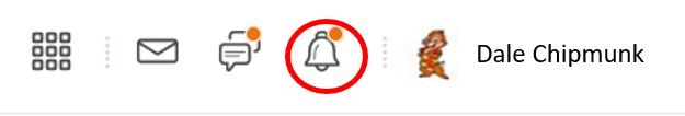 Update alerts-new updates indicator