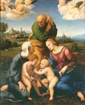 Raphael's Madonna painting