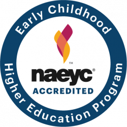 NAEYC accredited seal