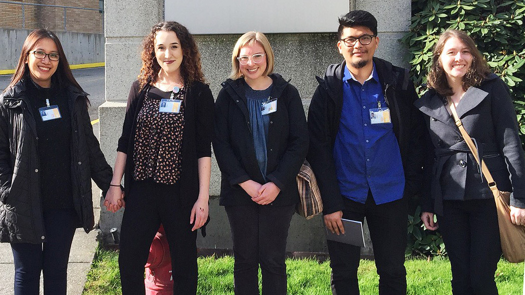 PCC Medical Assisting students at OHSU