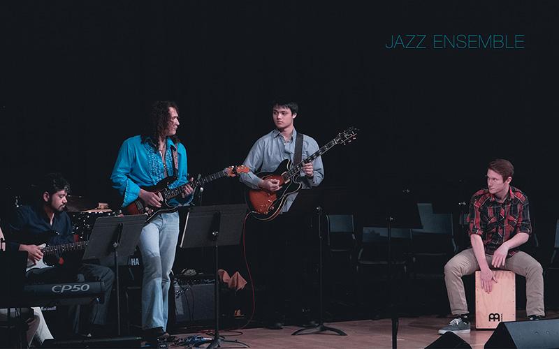 Jazz guitarists